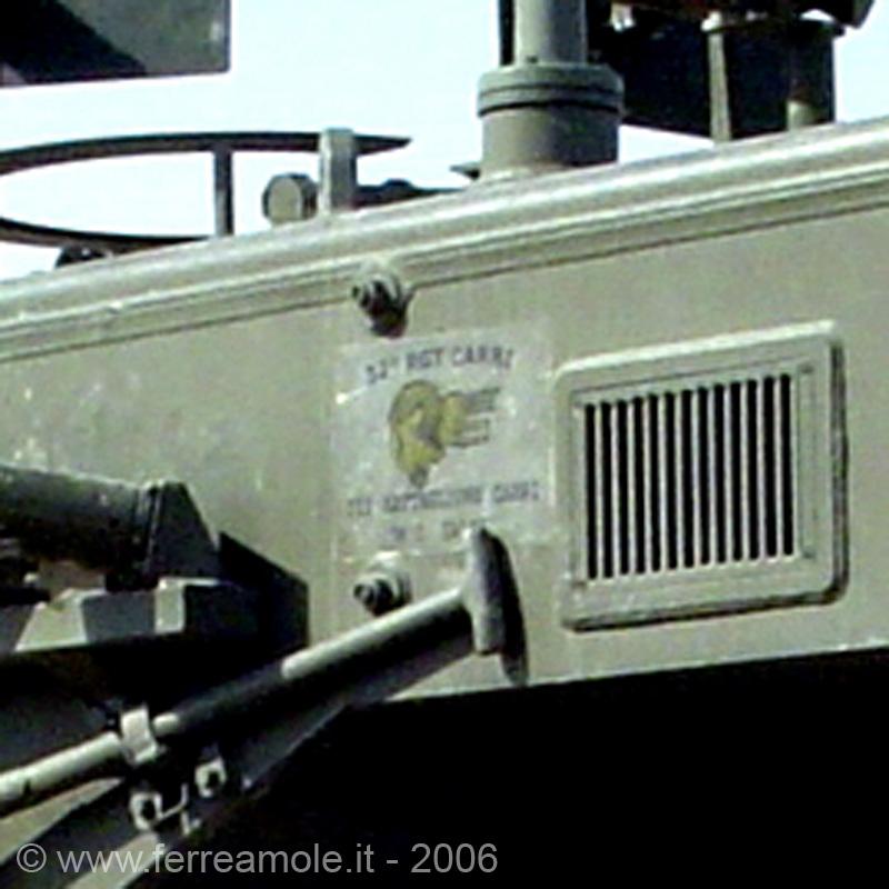 Nuove corazze per il carro ariete for Cesto per paranco