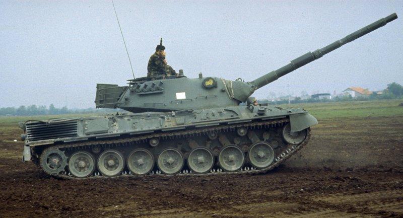 Foto carro armato leopard 67