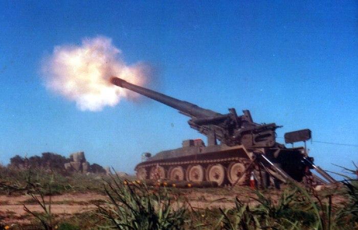 M110 A2 + photodec Eduard 1/35 M110c