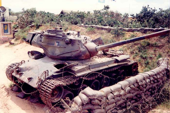 Партизанская База > Фото и видео: танки в бою