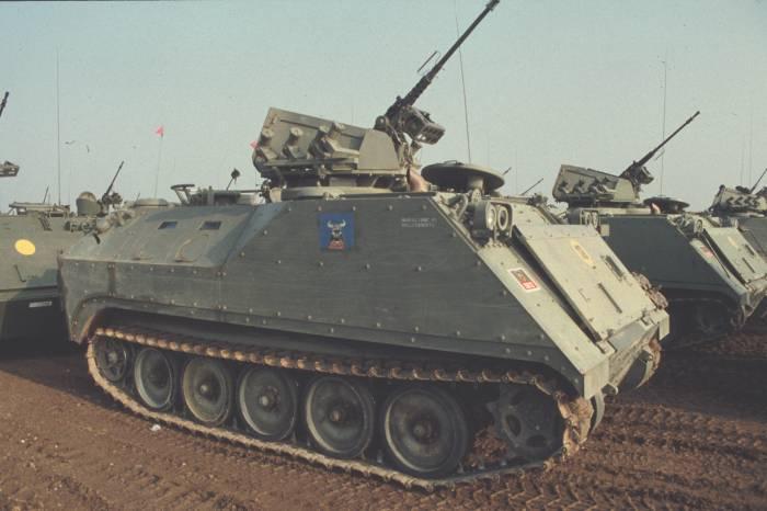 意大利VCC-1履带式装甲步兵战车